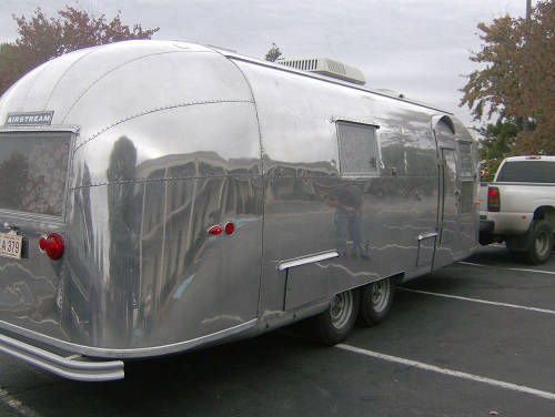 Travel Trailer Transport