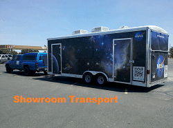 Enclosed Trailer Shipping